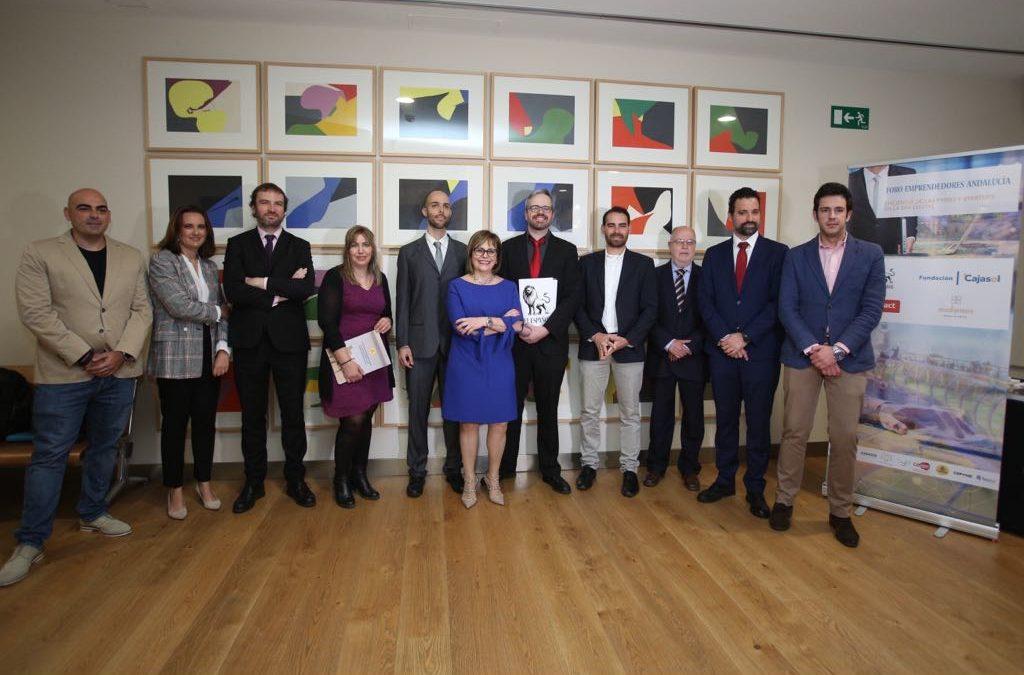 II Foro Emprendedores Andalucía: Eficiencia de las PYMES y STARTUPS en la Era Digital