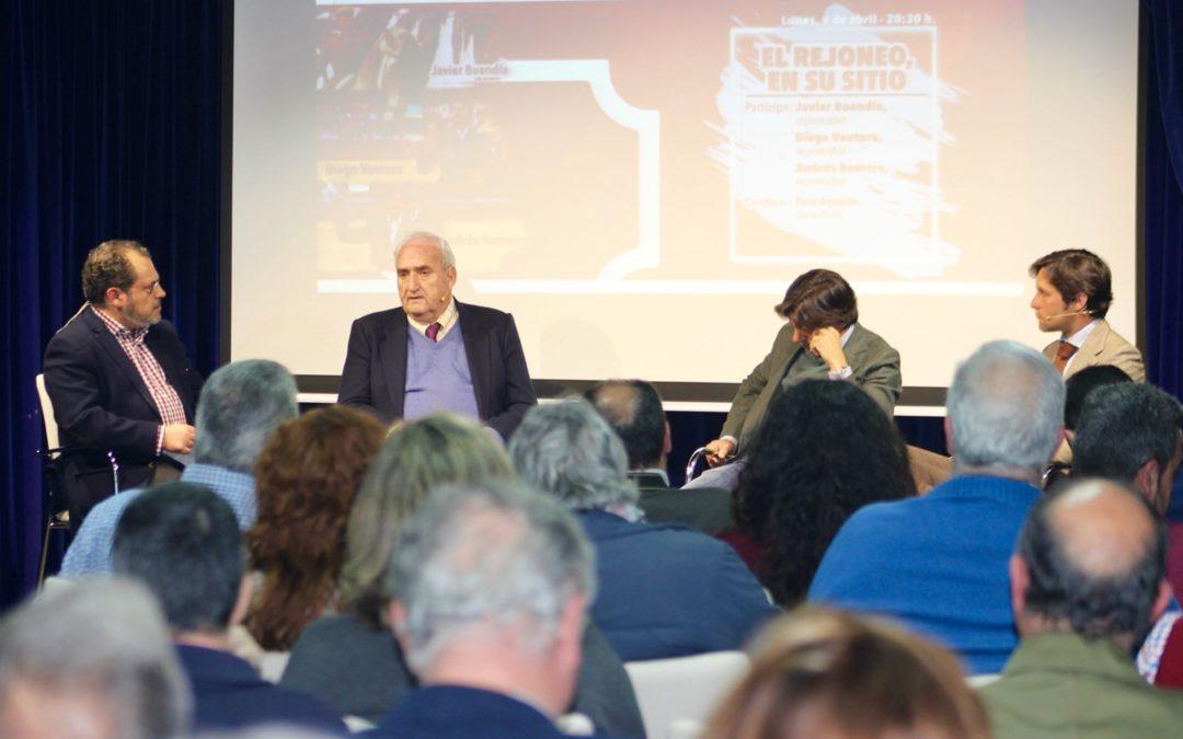 'El rejoneo, en su sitio' como colofón al XXVII ciclo Los Toros de la Fundación Cajasol en Huelva