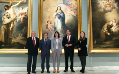 Mantenemos el compromiso con el Museo de Bellas Artes de Sevilla para desarrollar actividades educativas durante las exposiciones