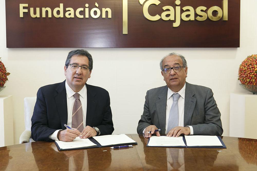 La Fundación Cajasol colabora con la Asociación de amistad hispano japonesa Hasekura Tsusenaga