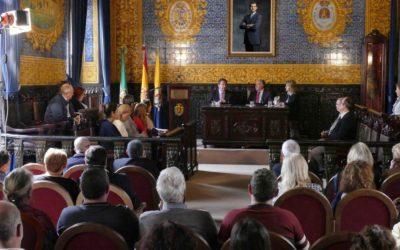 Antonio Pulido protagoniza el pregón de la XXXIII Feria del Libro de Algeciras