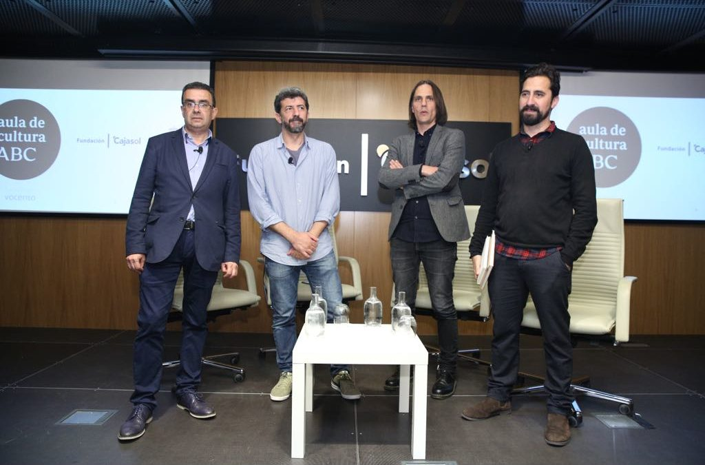 Las intrahistorias de 'La peste', en el Aula de Cultura de ABC desde la Fundación Cajasol