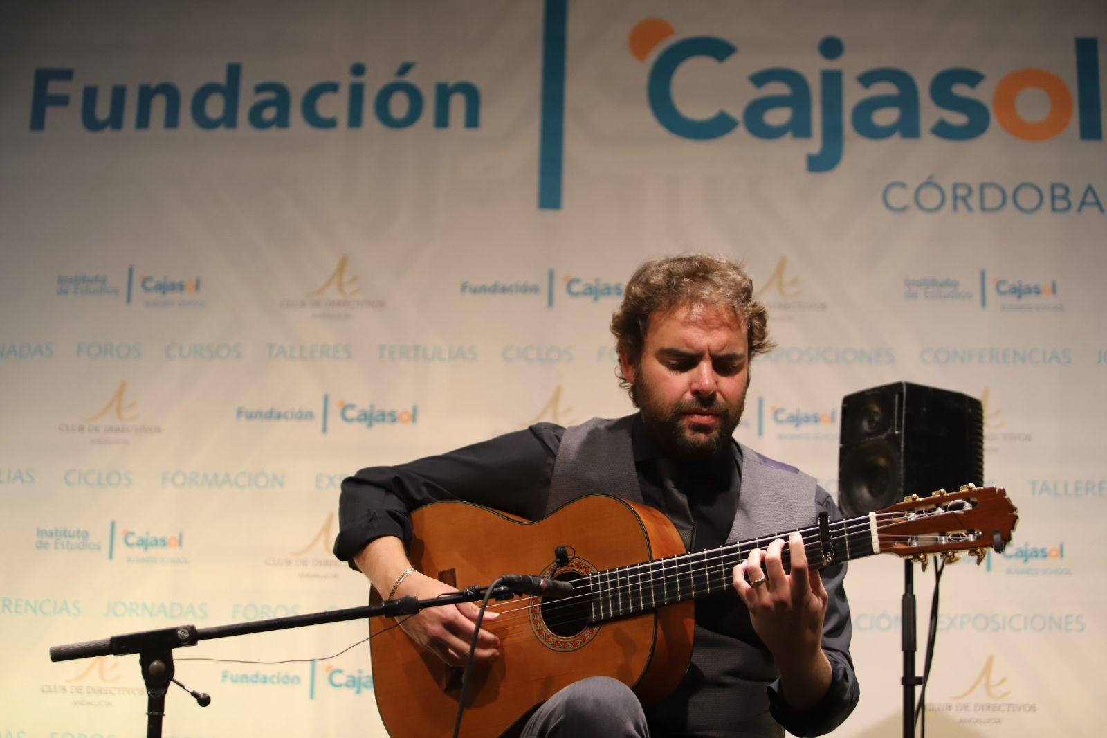Concierto de Dani de Morón en Córdoba