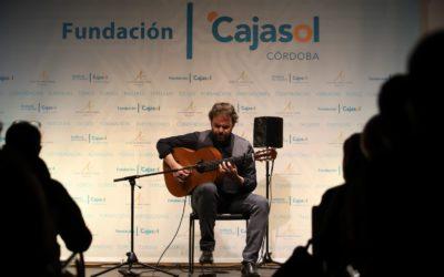 Concierto de Dani de Morón para completar las actuaciones del XXXIII ciclo 'Conocer el Flamenco' en Córdoba