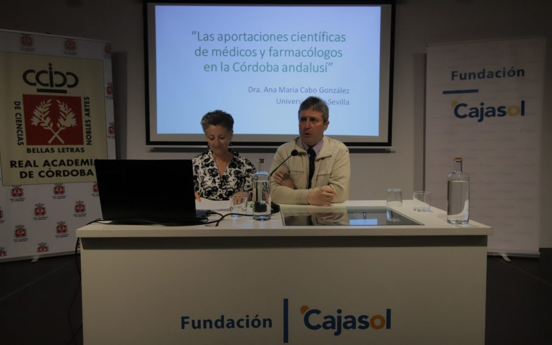 Conferencias dentro del curso 'La Córdoba Islámica' en la Fundación Cajasol