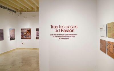 La exposición 'Tras los pasos del Faraón' llega a Cádiz hasta el 12 de mayo