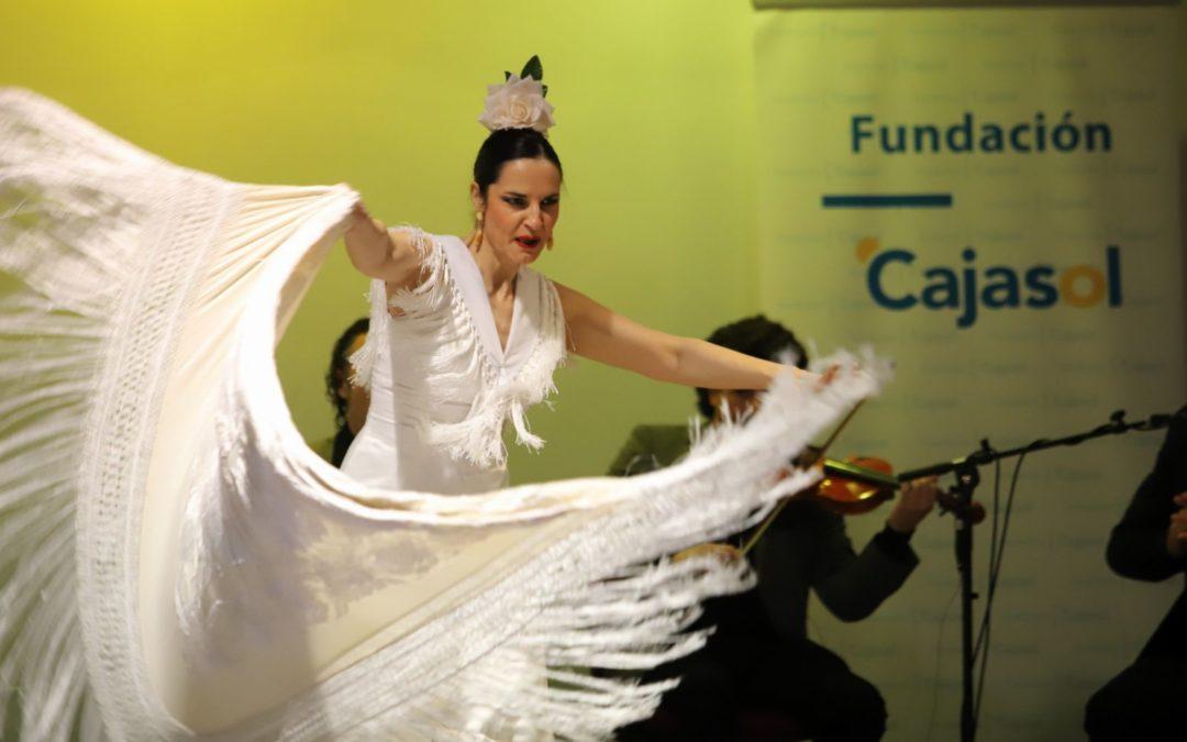 El baile de Pilar Astola impresiona en el XXXIII ciclo Conocer el Flamenco en Córdoba
