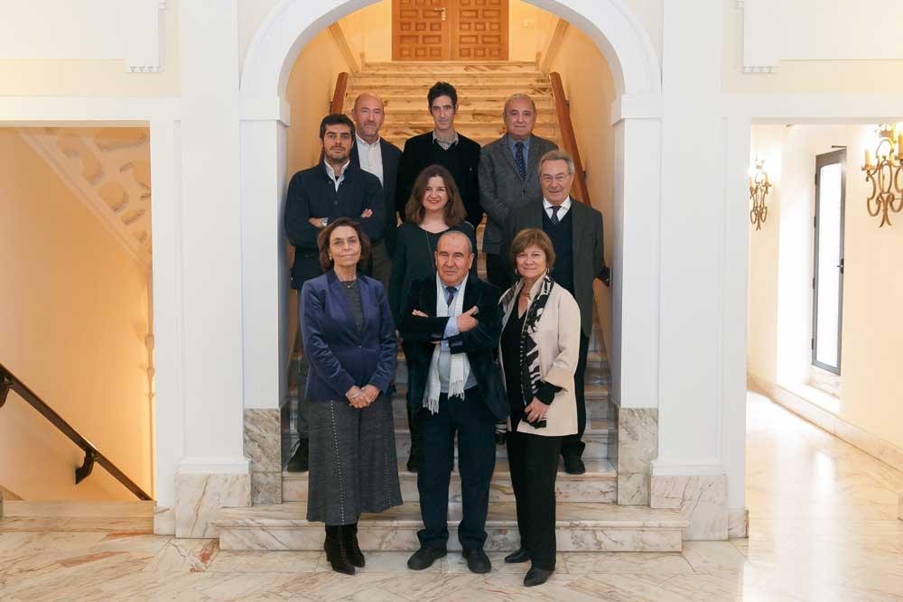 Carolyn Richmond de Ayala y José Manuel García Gil, Premios Manuel Alvar de Estudios Humanísticos y Antonio Domínguez de Biografías 2018