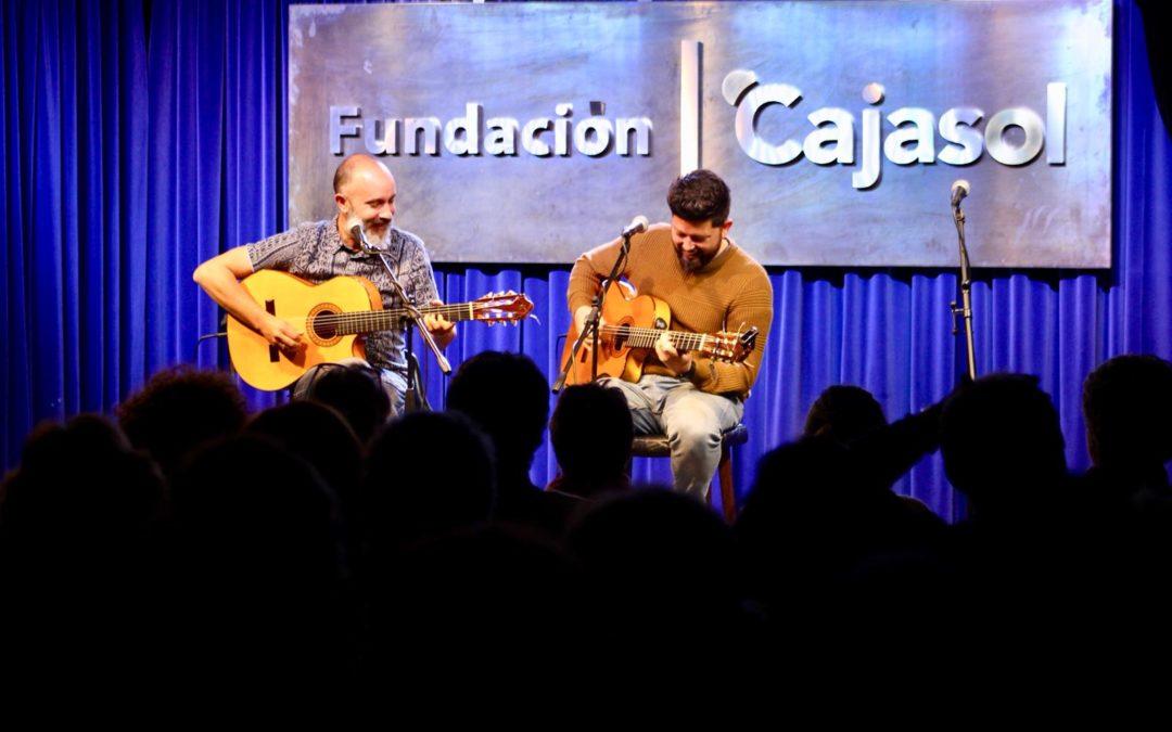 Waltrapa trae su gypsy-rock-galáctico al escenario de 'Los Jueves en la Cuarta' de la Fundación Cajasol en Huelva