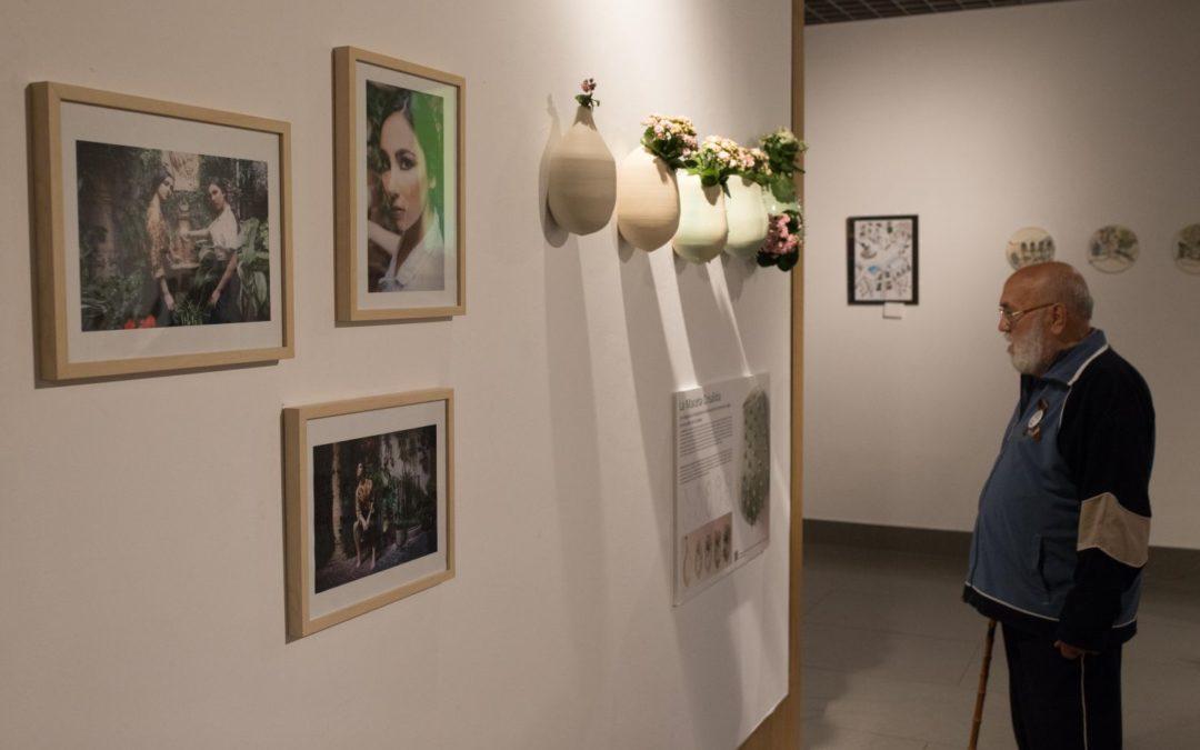 La tradición de los Patios de Córdoba, un arte expuesto en la Fundación Cajasol
