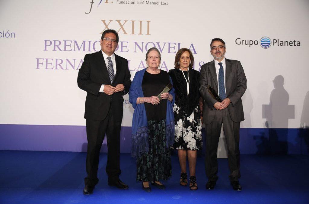Carolyn Richmond de Ayala y José Manuel García Gil reciben los Premios Manuel Alvar y Antonio Domínguez Ortiz 2018