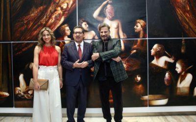Eugenio Zanetti presenta por primera vez su obra en España de la mano de la Fundación Cajasol