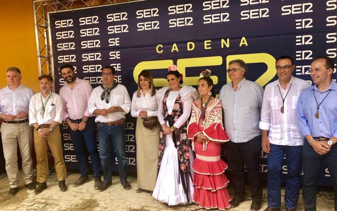 Entrega de los Premios Tamborilero 2018 en el Rocío