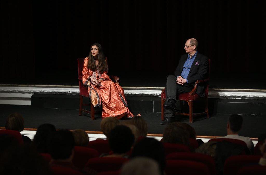 Espido Freire y Fernando Marías ofrecen una velada 'de muerte' en Sevilla