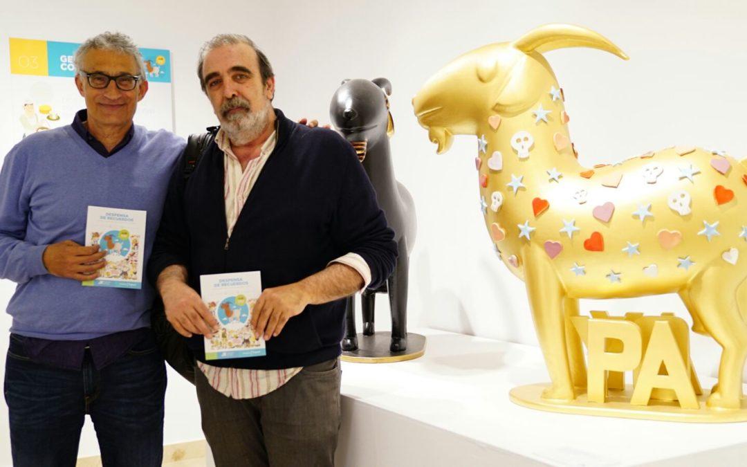 'Despensa de recuerdos. Olores, sabores y sensaciones de la Sierra' de Cádiz en la Fundación Cajasol