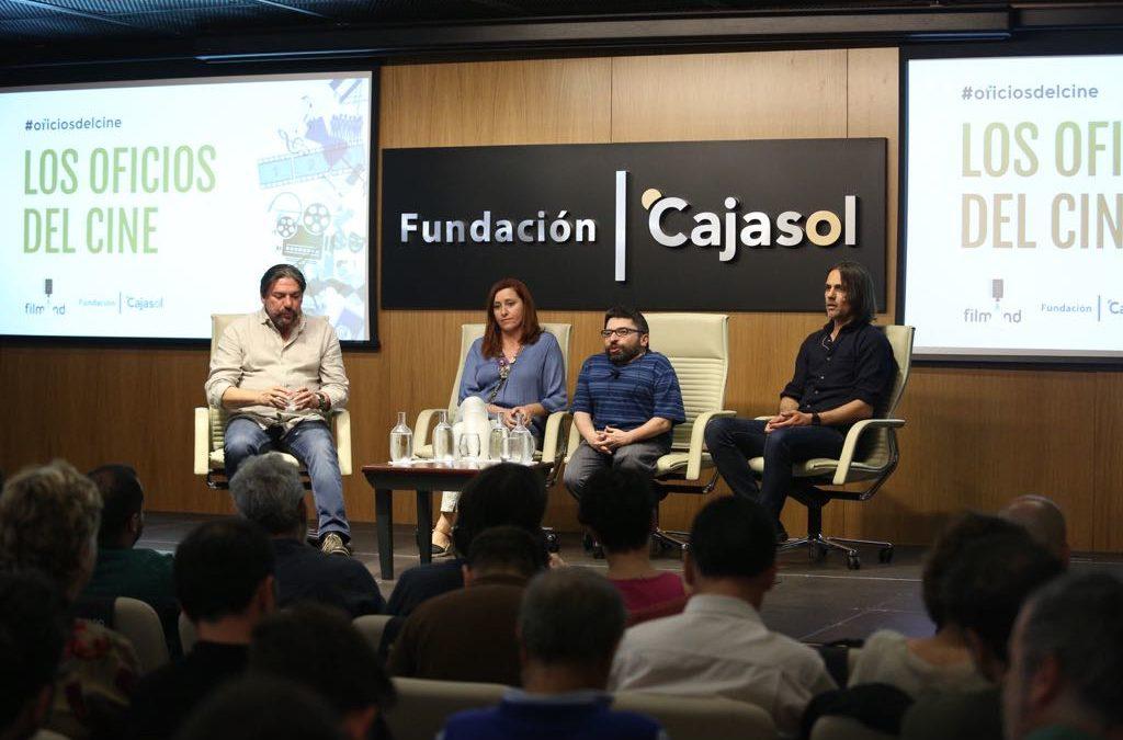Los 'Oficios del Cine' centra su cuarta jornada en el guión con Ana Graciani, Rafael Cobos y Antonio Onetti