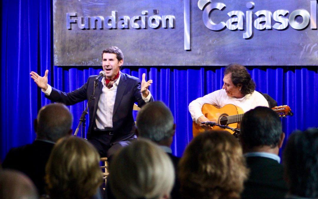 El cantaor Perico el Pañero pone el broche final al ciclo 'Generación Flamenco' en Huelva