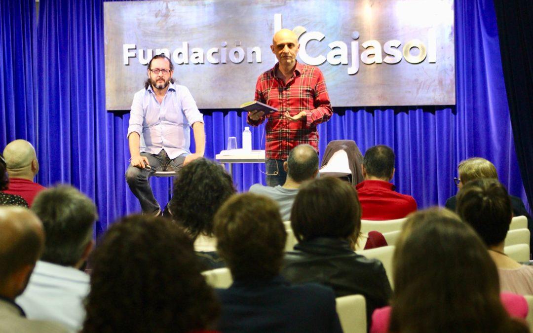 Mario Marín presenta su novela 'Mañana es el día siguiente' en Huelva