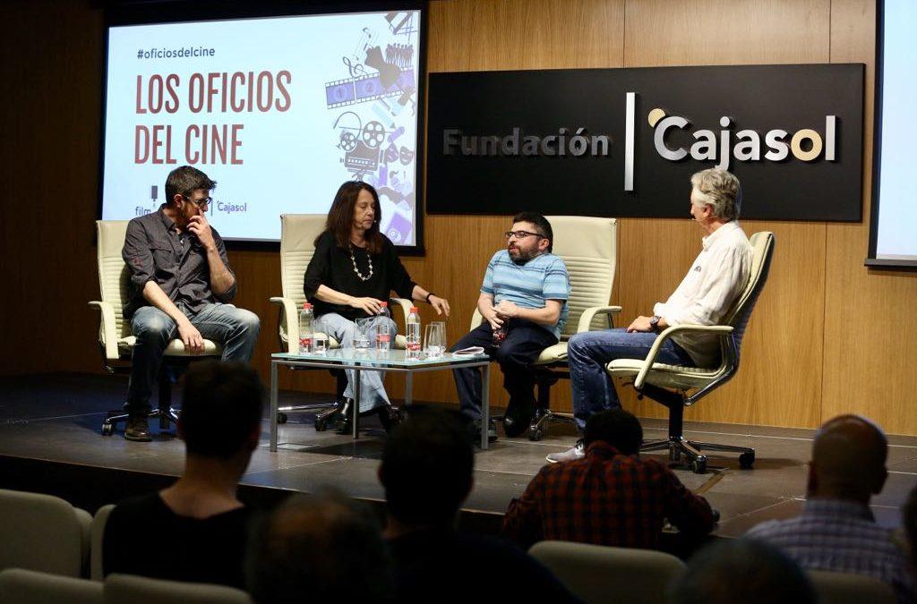 El 'Mapa Sonoro' protagoniza la quinta sesión del ciclo 'Los Oficios del Cine'