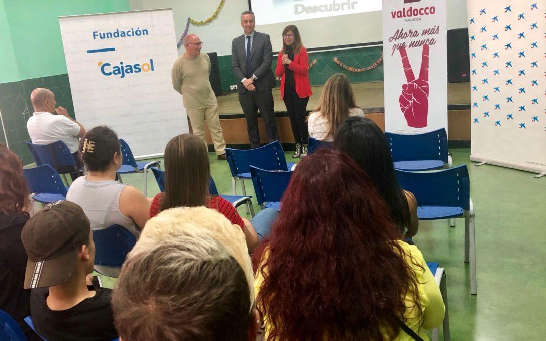 Clausura del proyecto 'Jabato 15' de la Fundación Valdocco en Huelva
