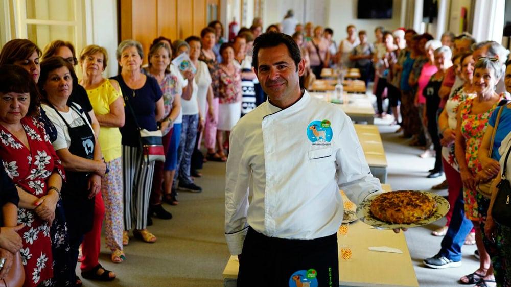 Experiencia multisensorial con los pueblos de la Sierra de Cádiz en la 'Despensa de Recuerdos'