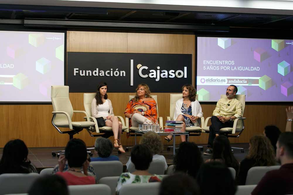 eldiario.es Andalucía: 5 años por la igualdad