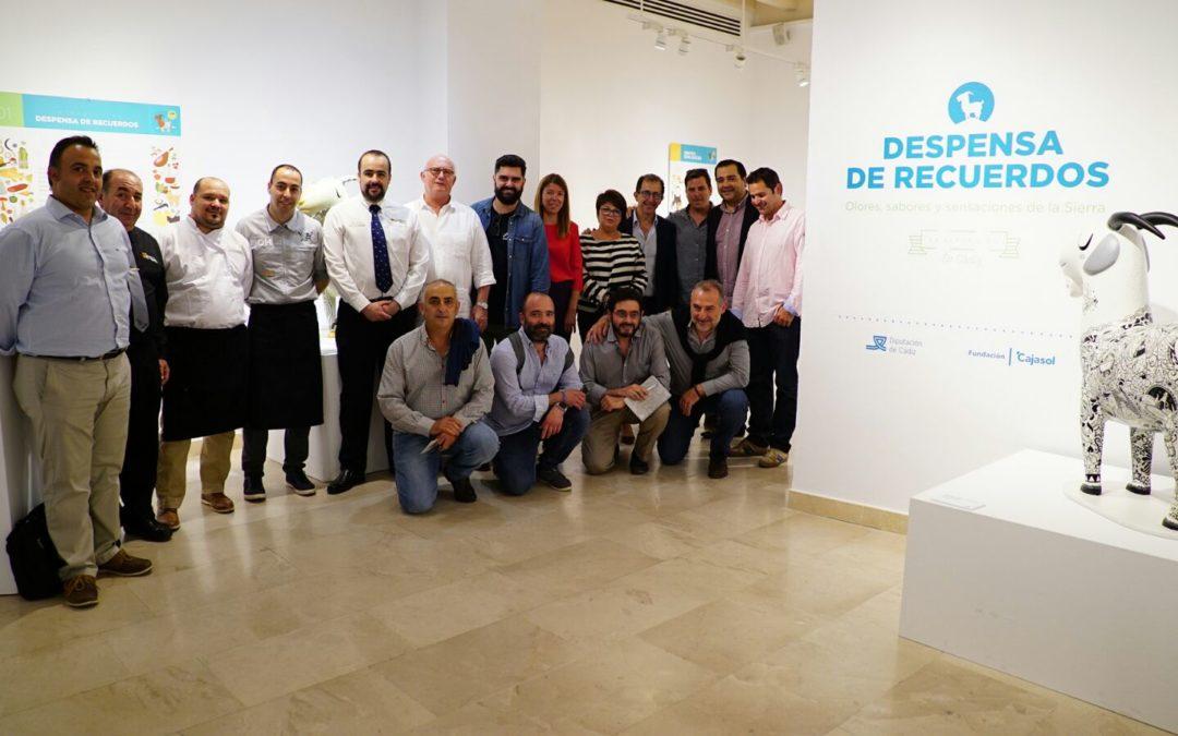 Encuentro de productores y restauradores para destacar las tradiciones gastronómicas de la Sierra de Cádiz