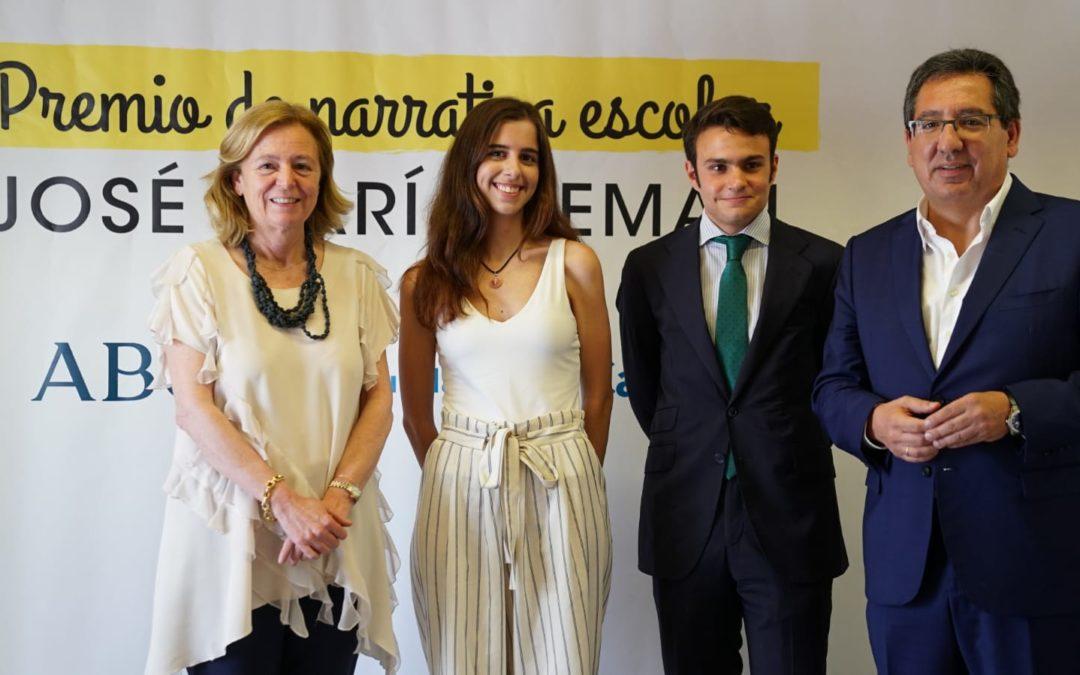 Entrega de los III Premios de Narrativa Escolar 'José María Pemán' en Cádiz