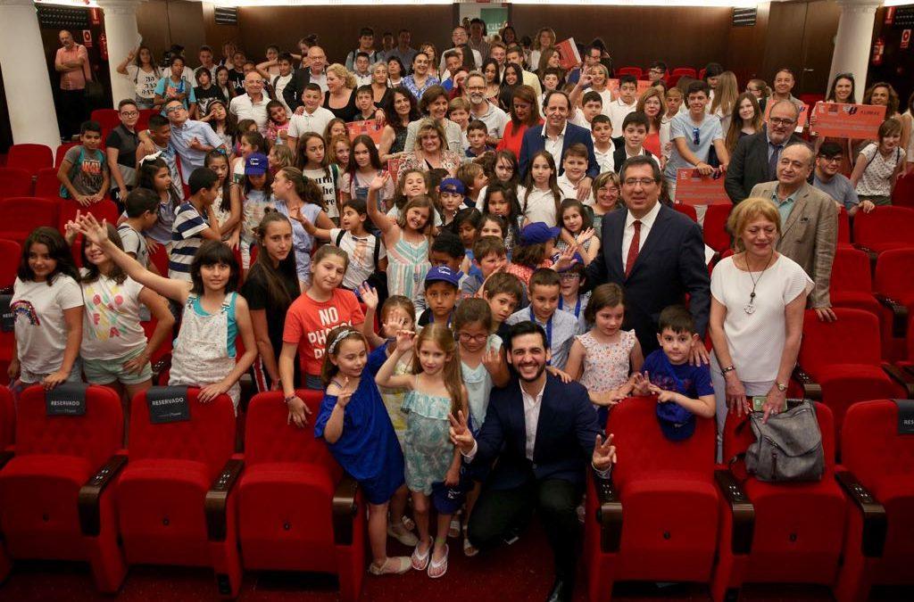 Entrega de los IV Premios 'El Audiovisual en la Escuela'