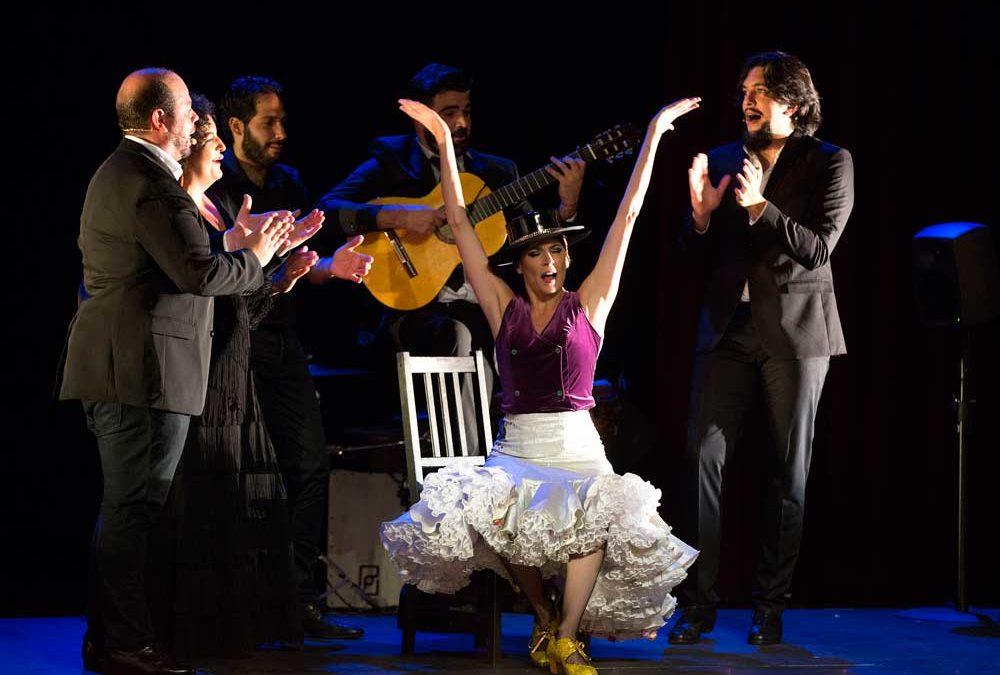 Los Jueves Flamencos de la Fundación Cajasol clausuran su primer bloque de primavera con Lucía Álvarez 'La Piñona'