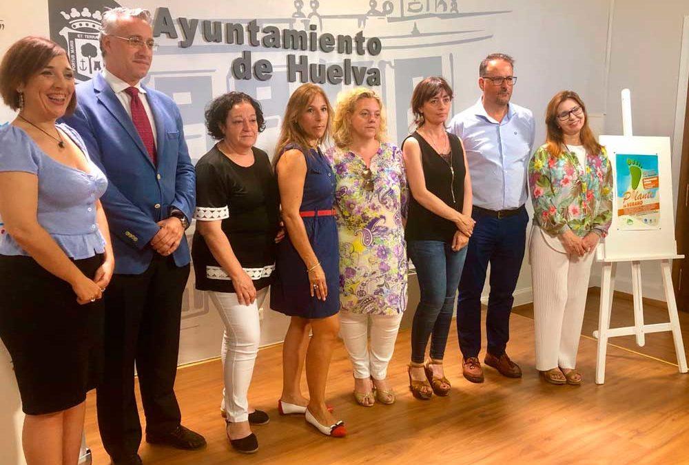 La Fundación Cajasol colabora con las escuelas de verano en Huelva