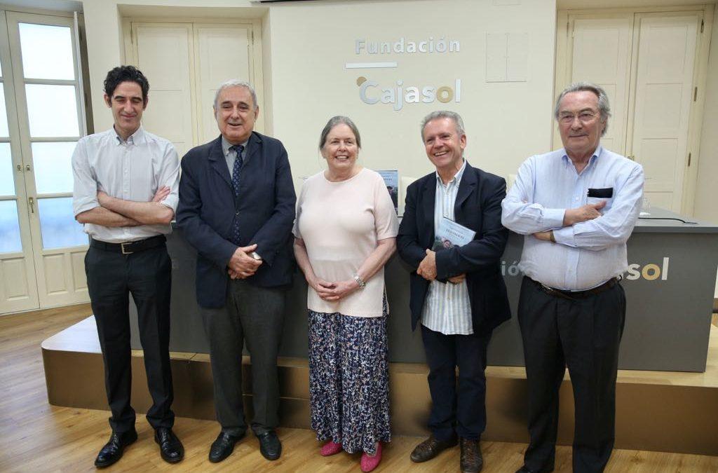 Carolyn Richmond presenta la obra ganadora del Premio Manuel Alvar 2018 en Sevilla