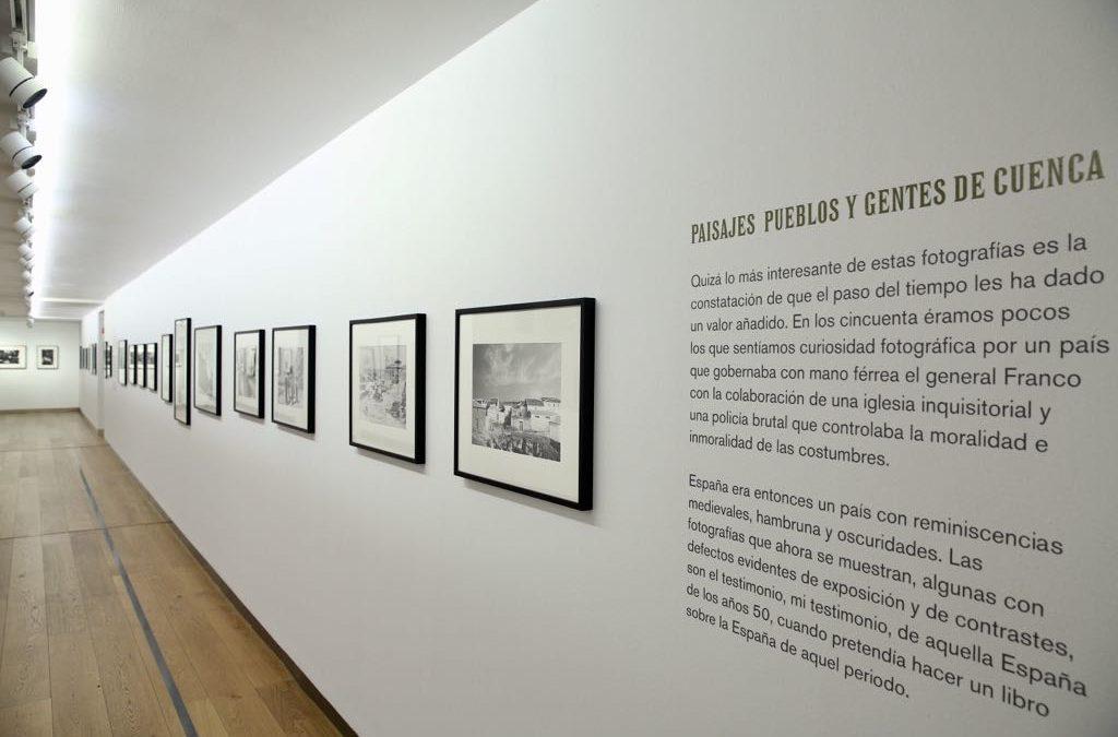 La Fundación Cajasol presenta la exposición 'ESPAÑA AÑOS 50. Carlos Saura'