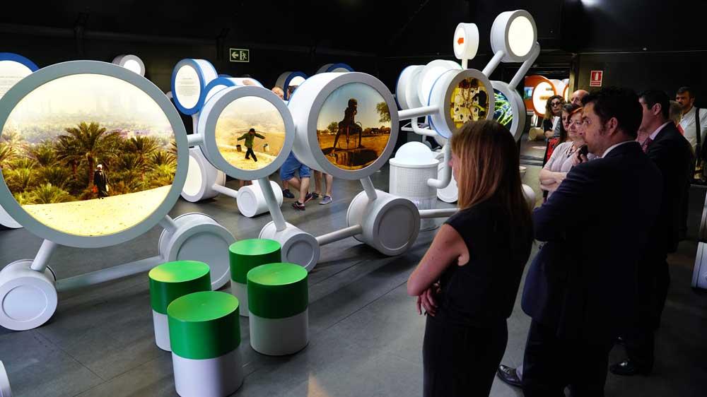 Exposición ¡H2Oh! Los secretos del agua de tu ciudad, en Chiclana
