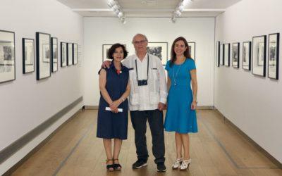 Carlos Saura acerca la España de los años 50 a través de su fotografía en la Fundación Cajasol