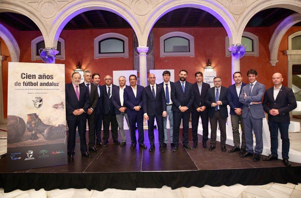 'Cien años de fútbol andaluz': un antes y un después en la historiografía del fútbol en Andalucía