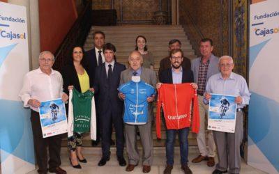 La Fundación Cajasol colabora con la XIII Challenge Vuelta a la Provincia de Sevilla