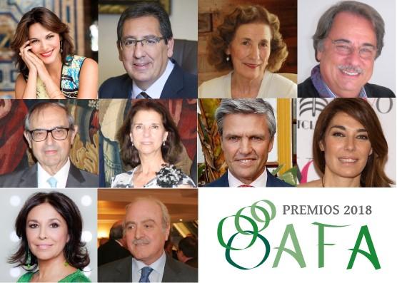 El jurado de los Premios AFA 2018 se reunirá el 19 de septiembre