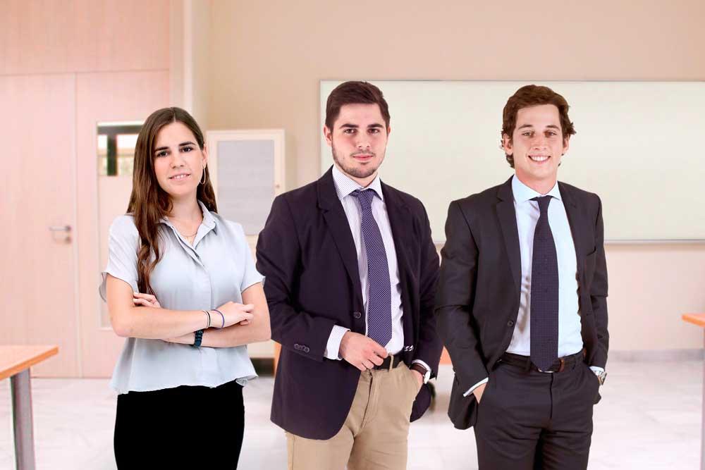 Alumnos de Másteres del Instituto de Estudios Cajasol inician sus prácticas en empresas de Washington DC con el programa de 'Becas USA'