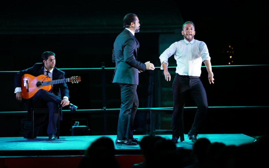 Manuel Liñán y su 'Baile de autor' cierran el II Estival Flamenco Cádiz