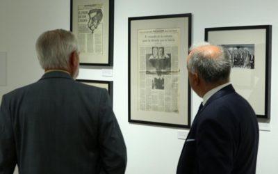 La Fundación Cajasol inaugura su programación cultural de otoño en Sevilla con la exposición 'Los Nuestros. Un puente de palabras'