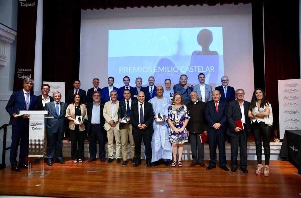 Entrega de los Premios Emilio Castelar 2018 en la Fundación Cajasol