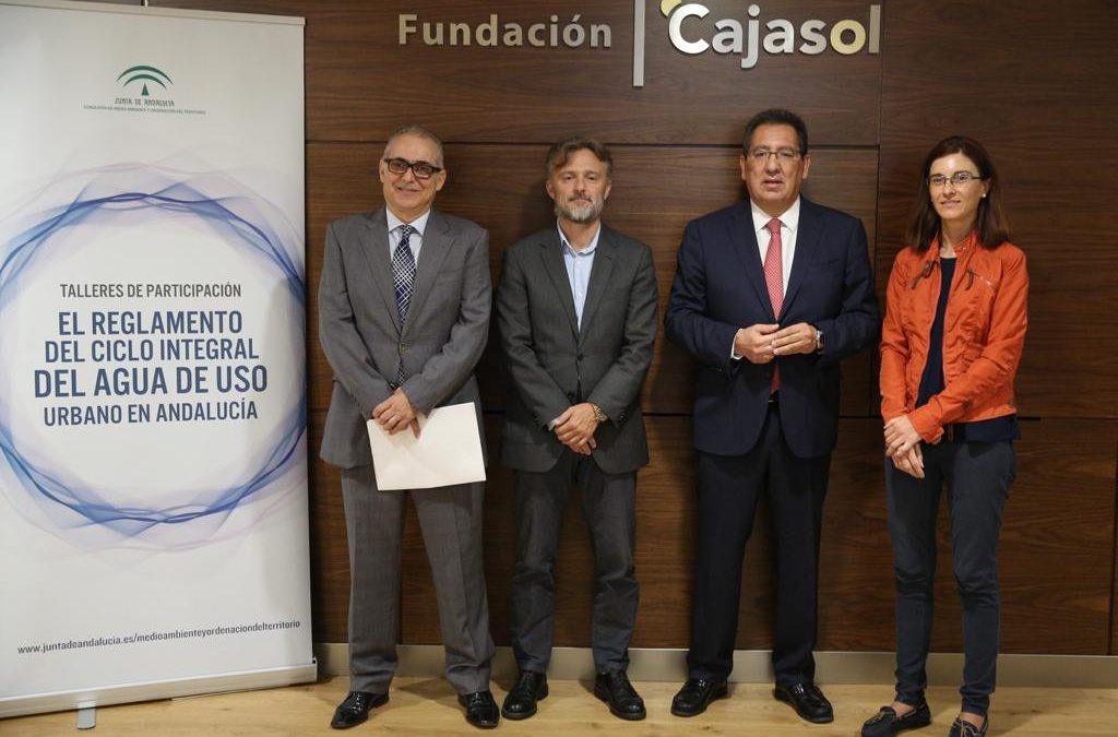 Conclusiones finales del proceso participativopara la elaboración del Ciclo Integral del Agua de Uso Urbano en Andalucía