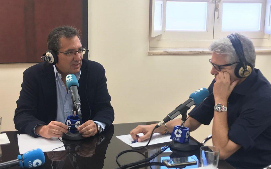 Antonio Pulido: «Andalucía tiene una estructura potente para afrontar los retos que tiene por delante»