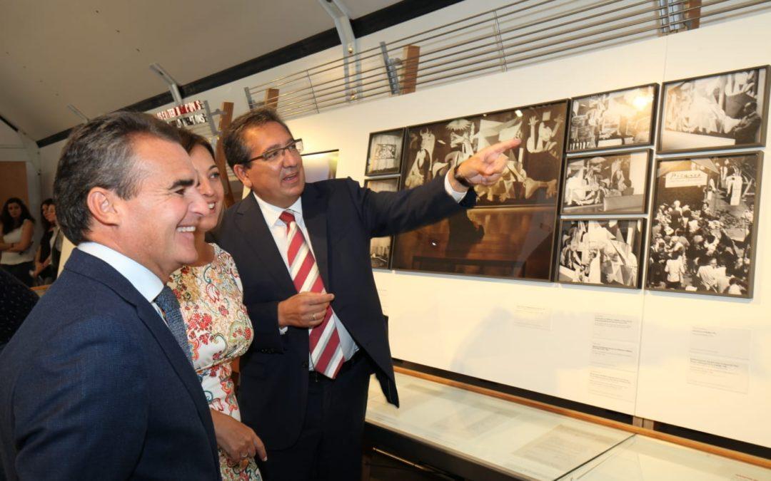 Exposición sobre 'El viaje del Guernica', de Picasso, en Córdoba hasta el 3 de octubre