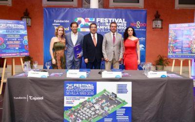 ElXXV Festival de las Naciones, del 29 de septiembre al 4 de noviembre, con Argentina como País Invitado
