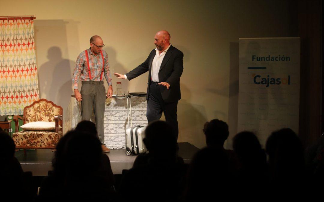 Teatro a cambio de material escolar en la semana de la vuelta al cole en Córdoba