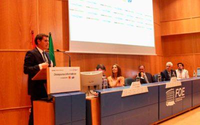 Desayuno Informativo de Europa Press en Huelva con Albert Rivera
