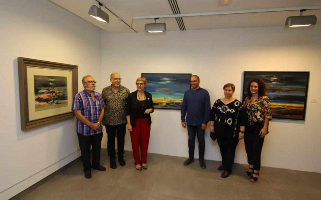 Pintura, dibujos, fotografías, mosaicos, vidrieras y carteles para homenajear a Antonio Povedano en Córdoba