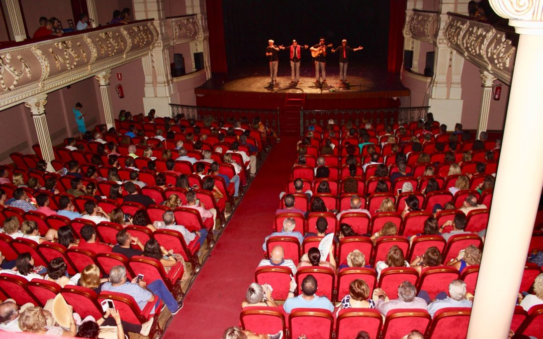 Fantástica noche 'En clave de humor' desde el Gran Teatro de Huelva con Willy Barrera, 'Ni chicha ni Limoná' y la Chirigota del Vera